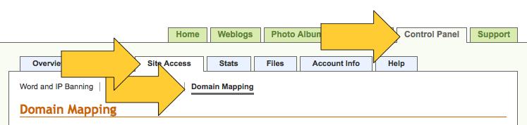 Cp-sa-domainmapping