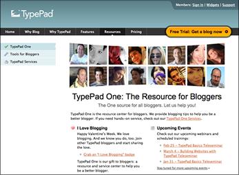 Typepad-one