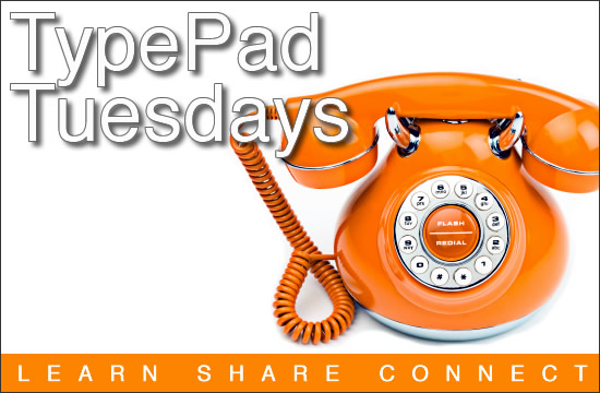 Typepad-tuesdays