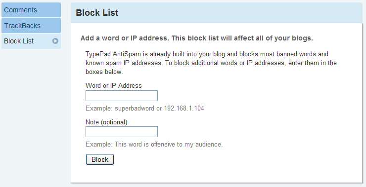 Tp_block_list