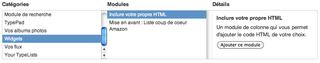 Ajout-widget-inclure-propre-HTML
