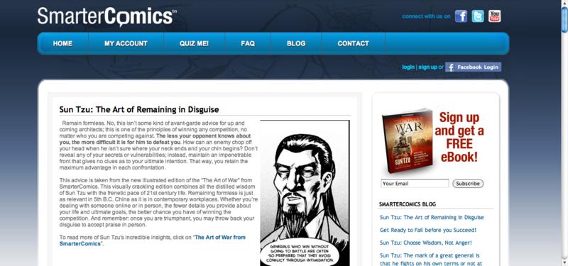 SmarterComics blog