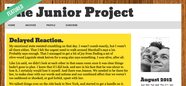 The_junior_project