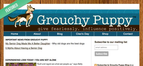 Grouchypuppy
