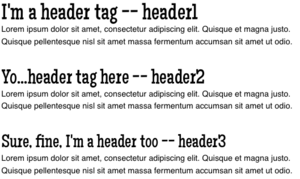 Headers-set1