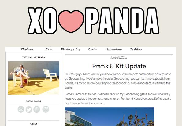 XO Panda