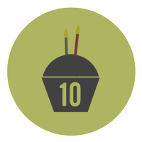 Celebrating 10 Years of Typepad!