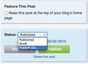 Publish On