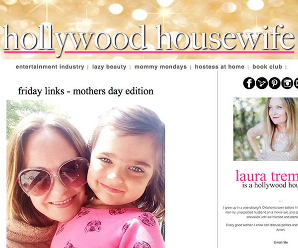 Hollywood Housewife