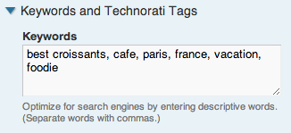 Meta Keywords