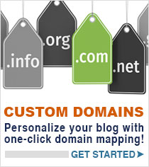 Domain Mapping with Typepad