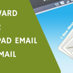 Forward your Typepad Email to Gmail