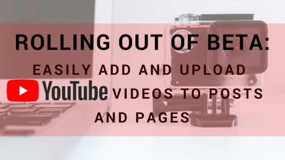 YouTube Roll out banner