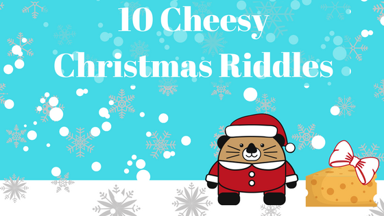 Christmas Riddles.10 Cheesy Riddles For Christmas Everything Typepad