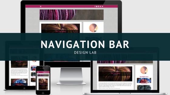 Design Lab_ Navigation Bar