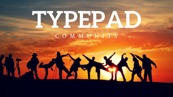Typepad Community