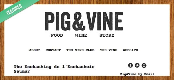 Pig & Vine