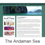 The Andaman Sea Theme