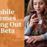 Mobile Themes Rolling Out Of Beta
