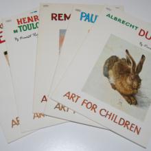 Art For Children set
