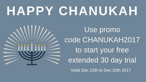 Hanukkah blog