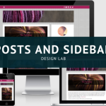 Design Lab: Posts and Sidebar