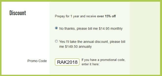 RAK Discount