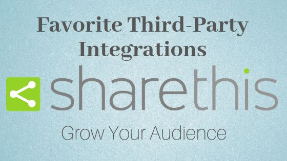 ShareThis Integration