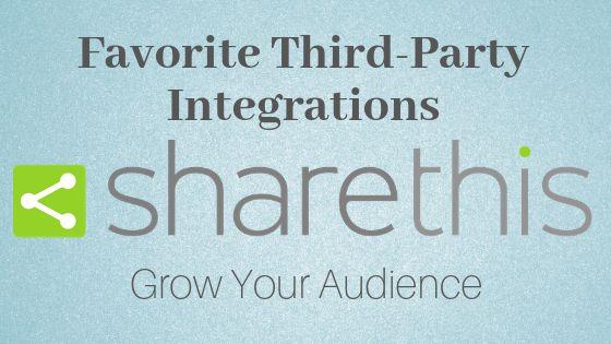 ShareThis Integration