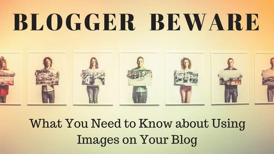 Blogger Beware
