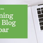 Spring Cleaning: Cleaning Your Blog Sidebar