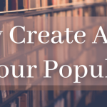 Easily Create A Book From Your Popular Blog