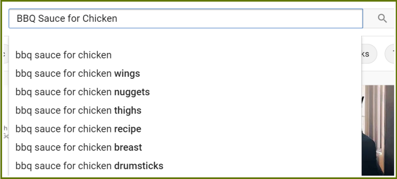 YouTube Search Results w border