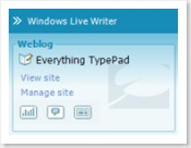 Windows Live Writer Beta 2